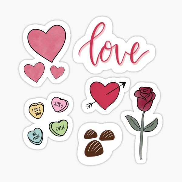 Valentines Day Sticker Pack Sticker