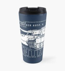 Panther Tank Travel Mug