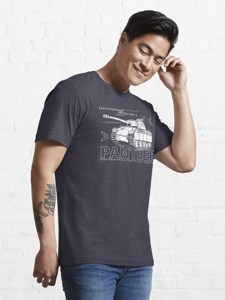 Alternate view of Panther Tank Essential T-Shirt