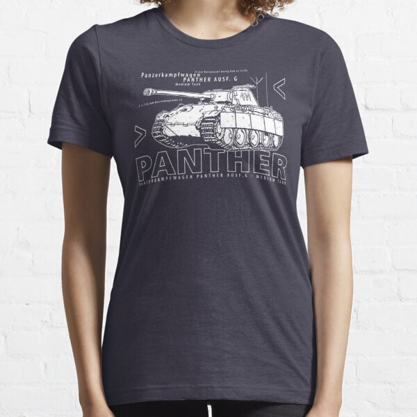 Panther Tank Essential T-Shirt