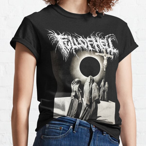 Full of Hell - Trumpeting Ecstasy - Grindcore Classic T-Shirt