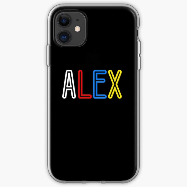 Your Personified Goodies - Alex iPhone Soft Case