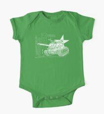ISU-122 Self-Propelled Gun Kids Clothes