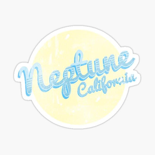 Neptune cAli Sticker
