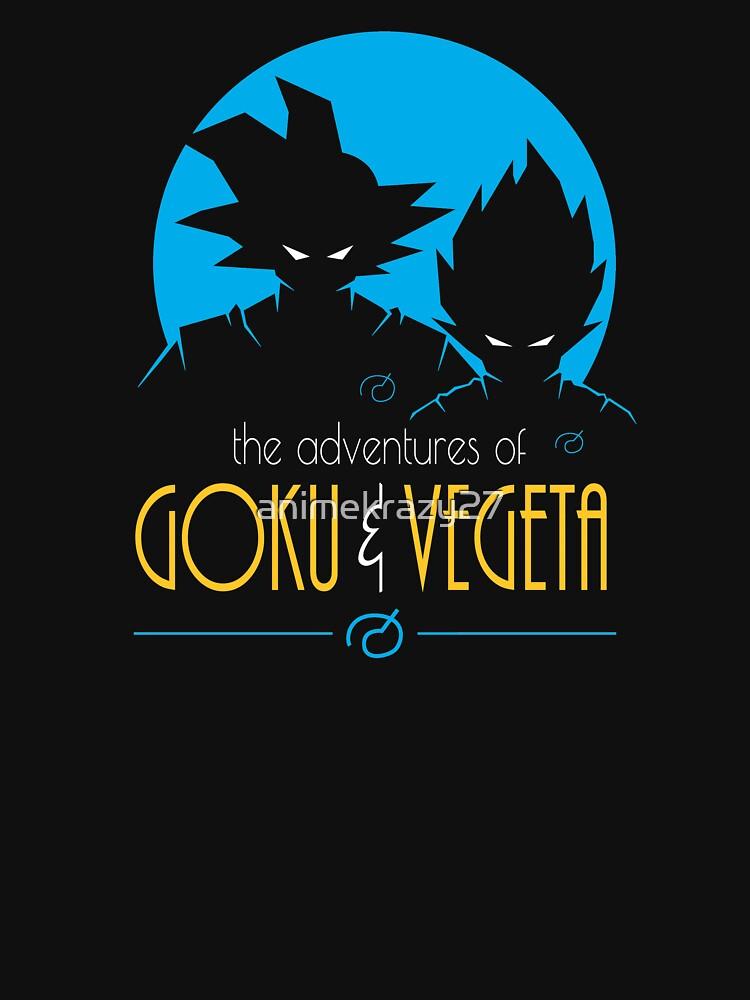 Abenteuer von Goku & Vegeta (SUPER) von animekrazy27