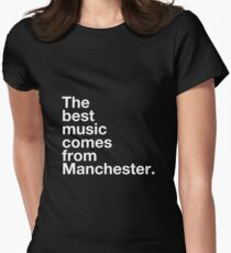 Manchester Music T-Shirt