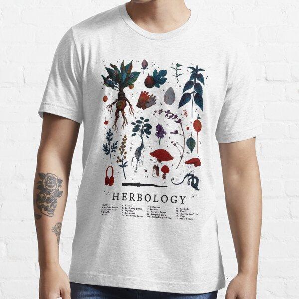 Herbología Harry Plant Camiseta esencial