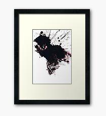 Richie McCaw Framed Print