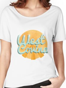 west covina cali Women's Relaxed Fit T-Shirt