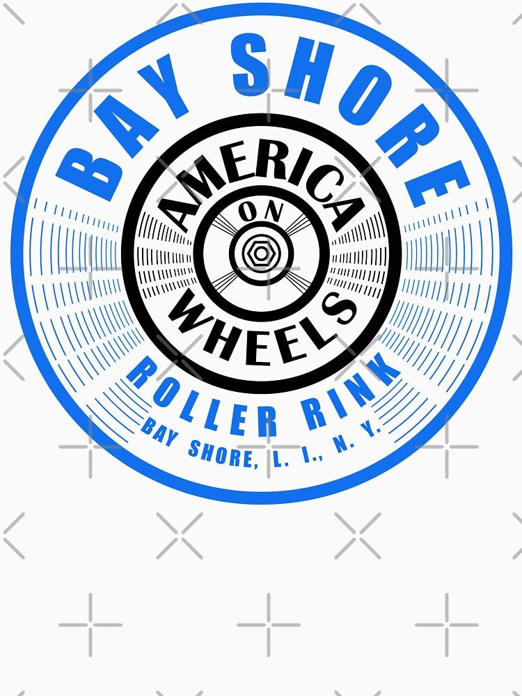 Bay Shore Roller Rink by birchbrook