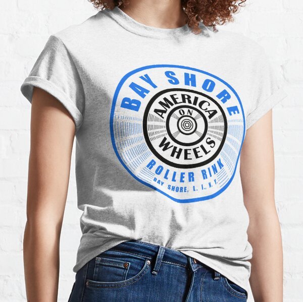 Bay Shore Roller Rink Classic T-Shirt