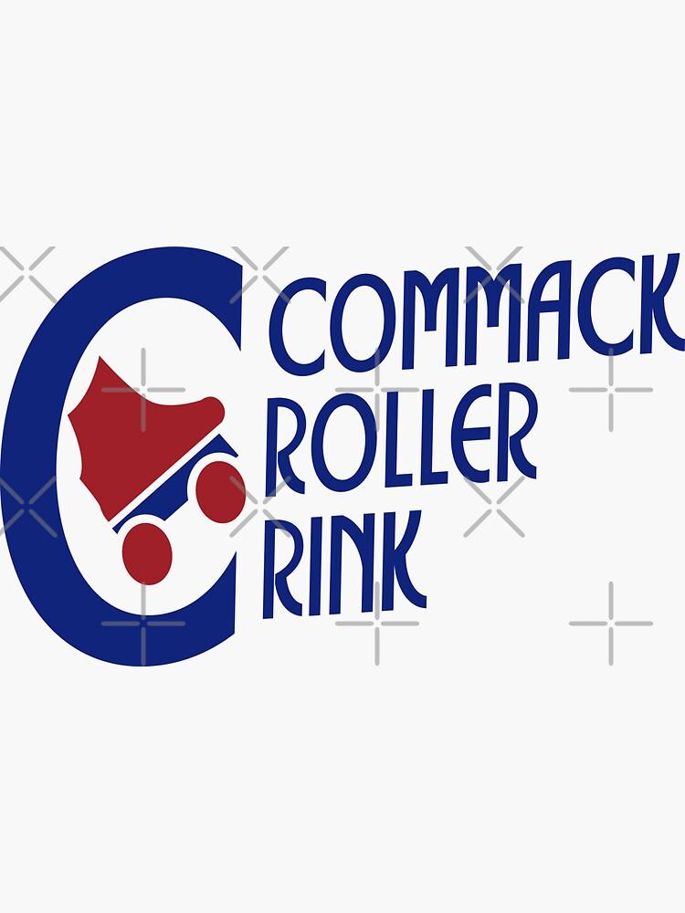 Commack Roller Rink by birchbrook