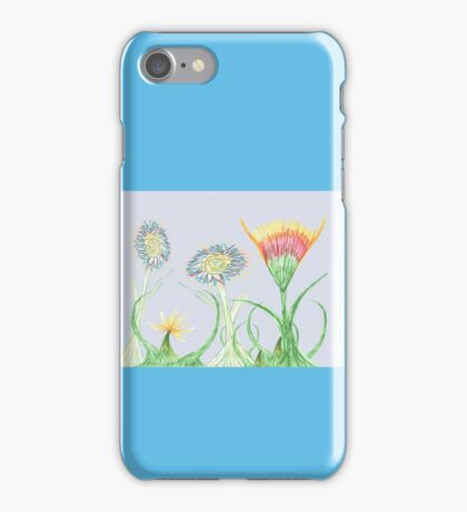 Floral Fantastique iPhone Case/Skin
