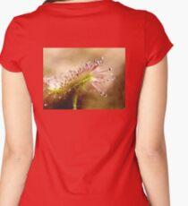 Drosera fan Women's Fitted Scoop T-Shirt