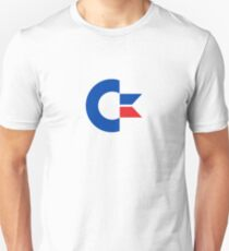 Commodore's C= chicken head logo Unisex T-Shirt