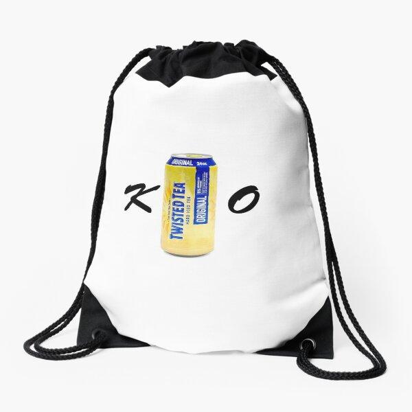 Twisted Tea: KO Drawstring Bag