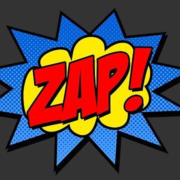 Zap! by stuartist