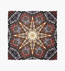 Stained Glass Abstract Scarf