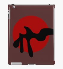arp abstract pop number 2 iPad Case/Skin