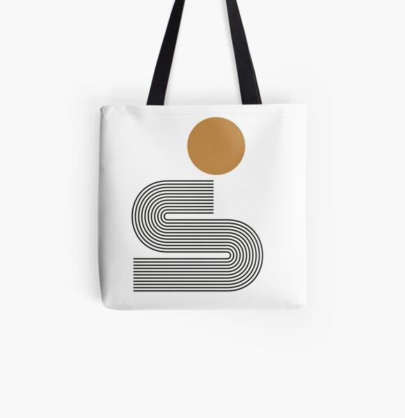 Mid century study no.9 Allover-Print Tote Bag