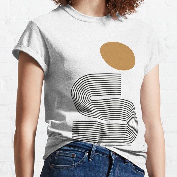 Mid century study no.9 Classic T-Shirt