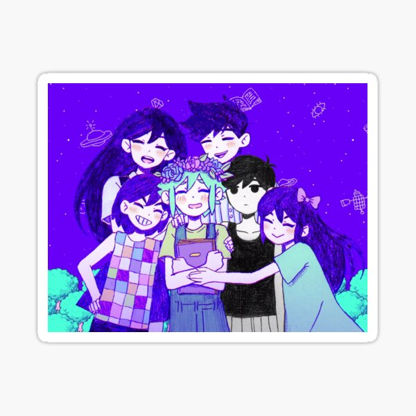 Omori Sticker