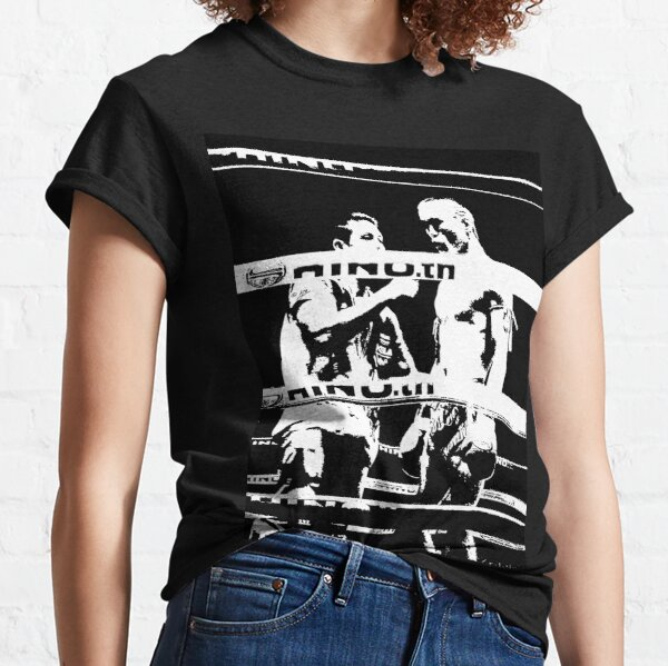 Thai Boxer in the Ring Classic T-Shirt