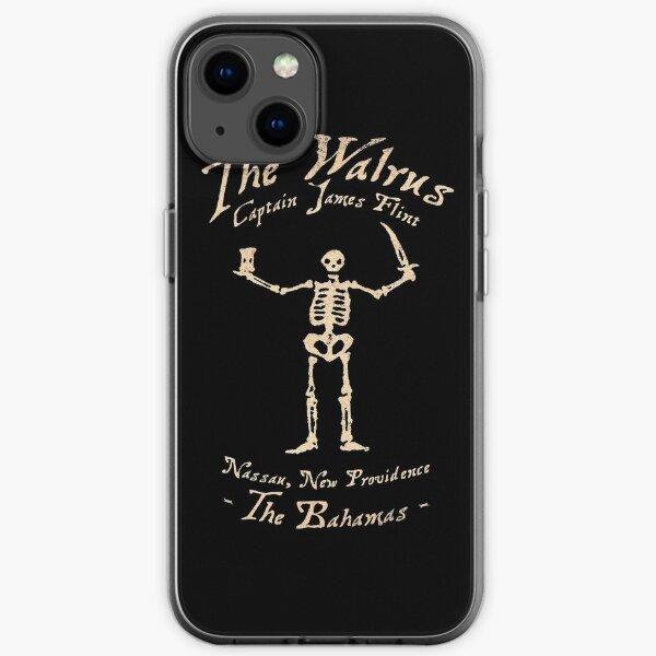 Black Sails - The Walrus iPhone Soft Case