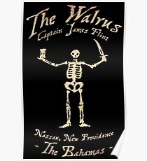 Black Sails - The Walrus Poster