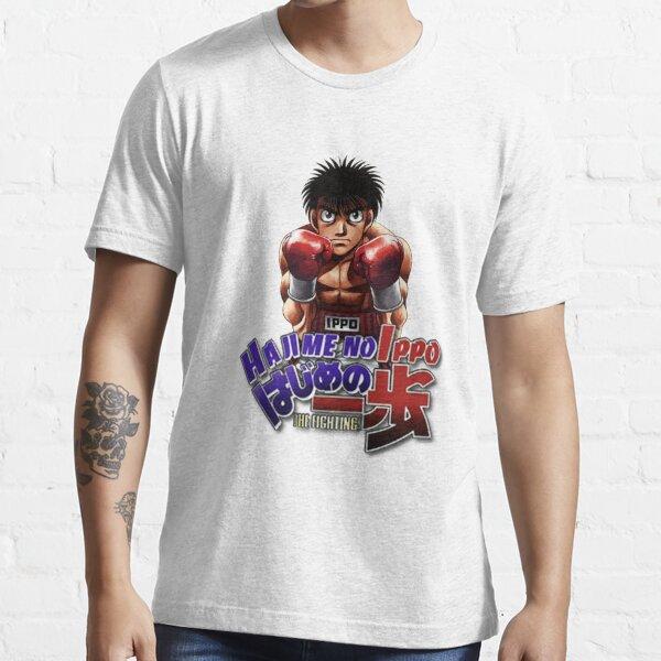 Hajime no ippo Camiseta esencial