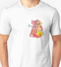 Dalek Watercolour T-Shirt