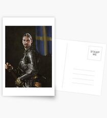 Zlatan Postcards
