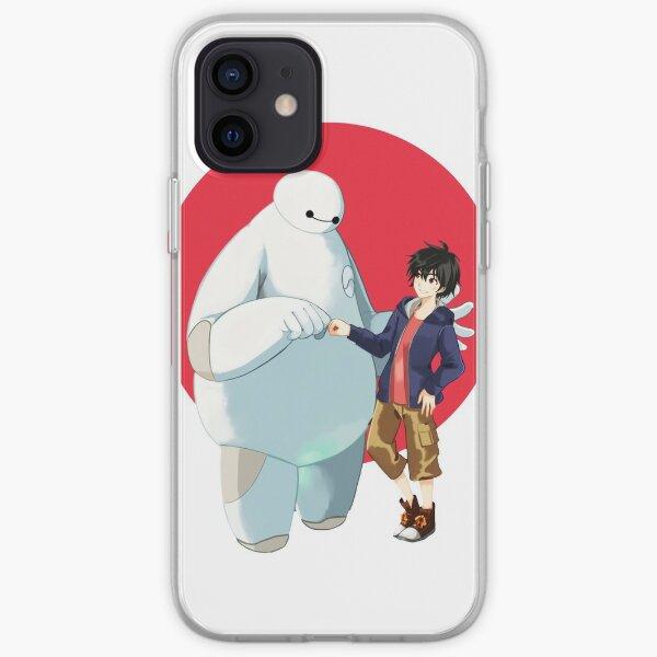 Big Hero 6 iPhone Soft Case
