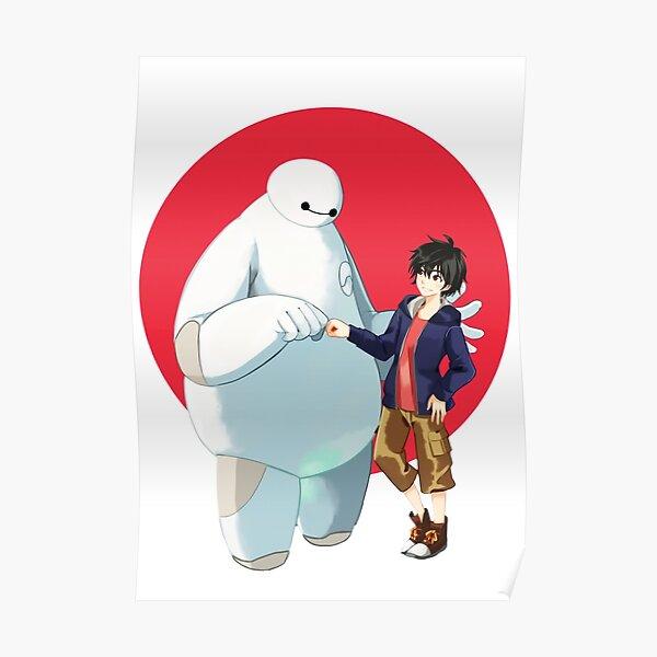 Big Hero 6 Poster
