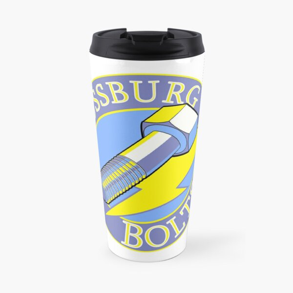 Sussburg Bolts Logo Travel Mug