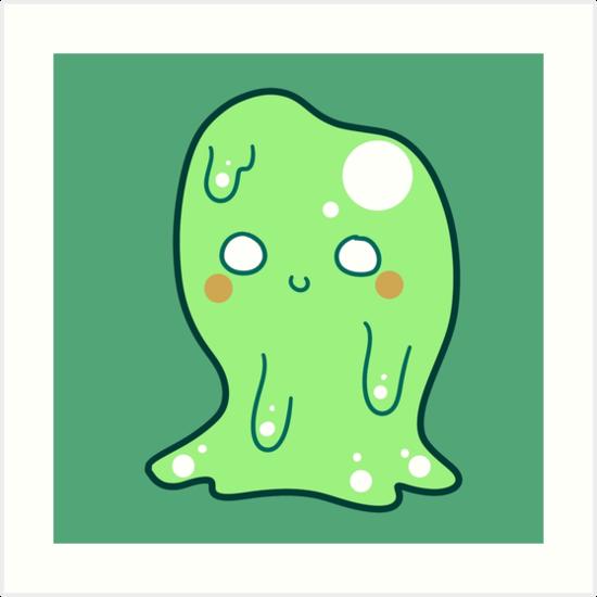 Image result for slime cartoon