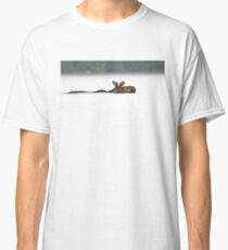 The Following - Moose, Algonquin Park, Canada Classic T-Shirt