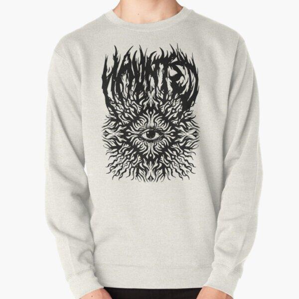 HAUNTED EYES Pullover Sweatshirt