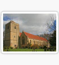 Dorchester Abbey Sticker