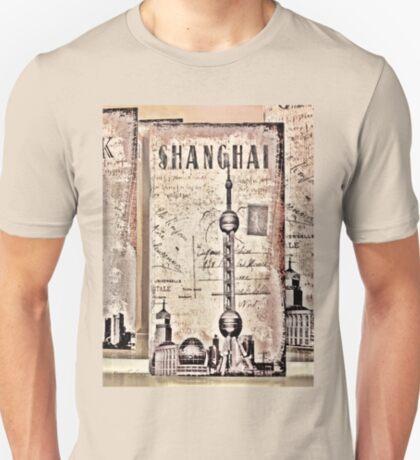 Shanghai - The Oriental Paris T-Shirt