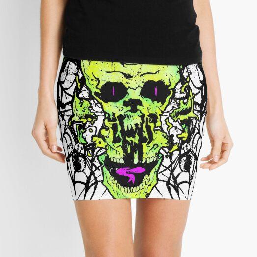SPECTRES Mini Skirt