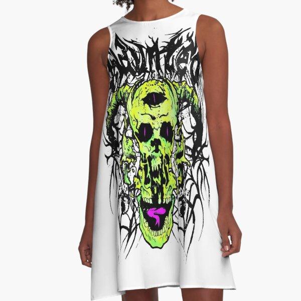 SPECTRES A-Line Dress