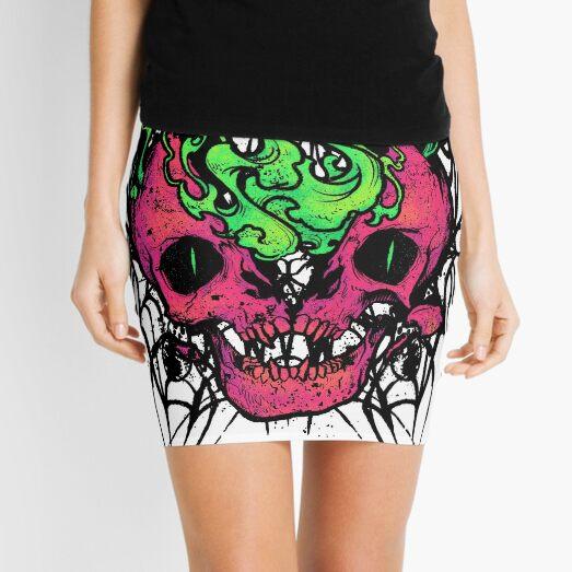 SPECTREZ Mini Skirt