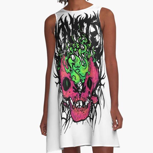 SPECTREZ A-Line Dress