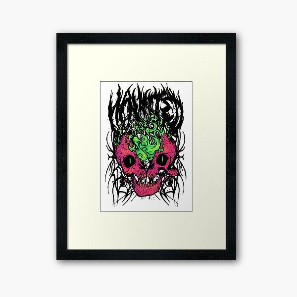 SPECTREZ Framed Art Print