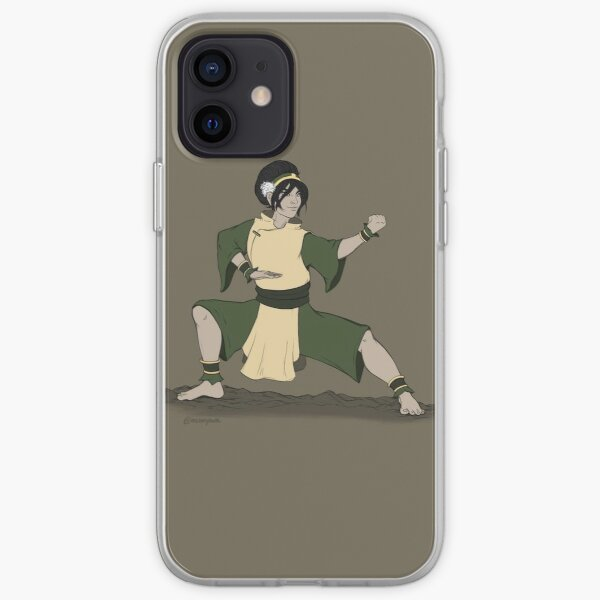 Toph iPhone Soft Case