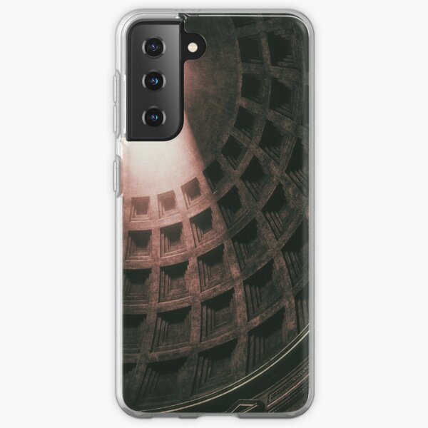 Pantheon Dome Rome Italy Samsung Galaxy Soft Case