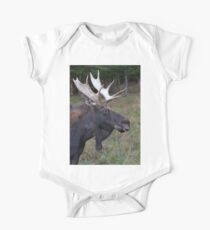 Canadian Moose One Piece - Short Sleeve