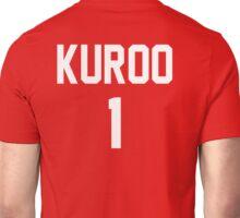 Haikyuu!! Jersey Kuroo Number 1 (Nekoma) Unisex T-Shirt