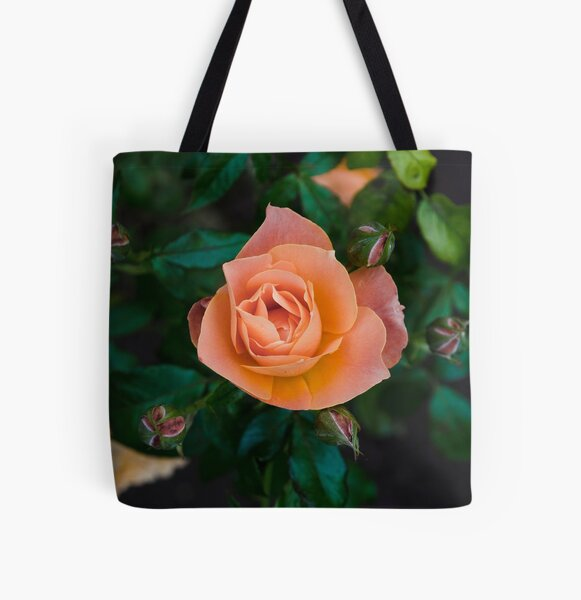 Rose By Any Other Name All Over Print Tote Bag